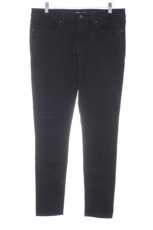 Levi's Skinny Jeans schwarz minimalistischer Stil