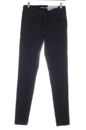 Levi's Skinny Jeans schwarz schlichter Stil