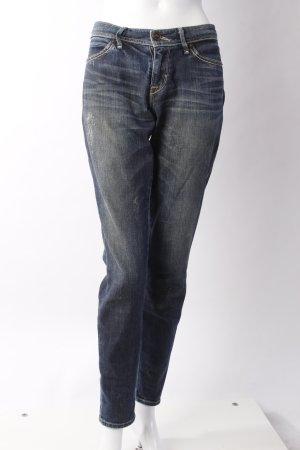 Levi's Skinny Jeans silberfarbene Färbung