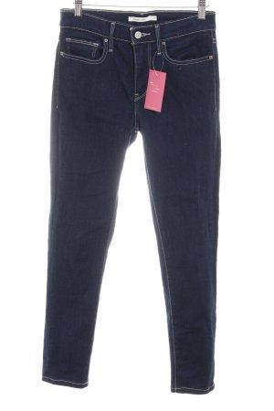"Levi's Skinny Jeans ""Slimming Skinny "" dunkelblau"