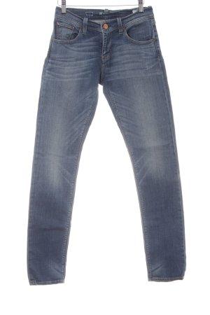 Levi's Jeans skinny bleu acier style décontracté