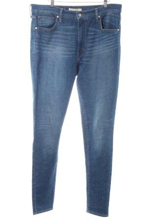 Levi's Vaquero skinny azul acero look lavado
