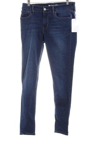 "Levi's Skinny Jeans ""Super Skinny"" blau"
