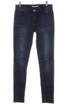 "Levi's Skinny Jeans ""Super Skinny"" dunkelblau"