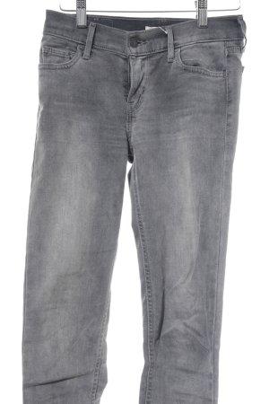 "Levi's Skinny Jeans ""Super Skinny"" grau"