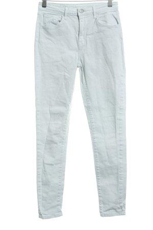 Levi's Skinny Jeans türkis Casual-Look