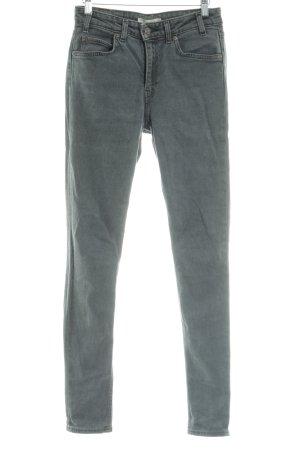 "Levi's Skinny Jeans ""Vintage High Rise Skinny"" hellgrau"