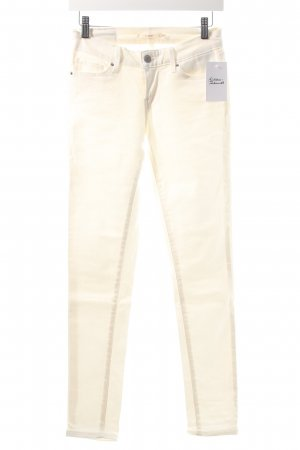 Levi's Skinny Jeans weiß Casual-Look