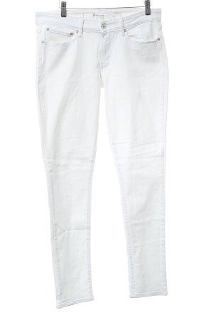 Levi's Skinny Jeans weiß Jeans-Optik