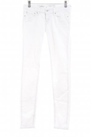 Levi's Skinny Jeans wollweiß Casual-Look