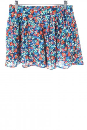 Levi's Skorts blue-red allover print casual look