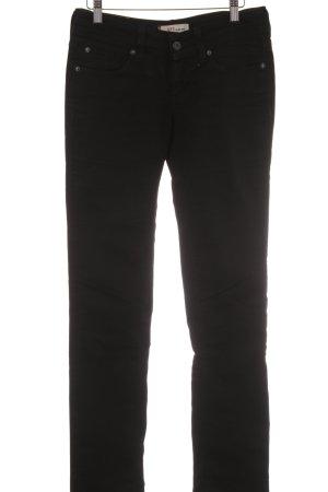 "Levi's Slim Jeans ""571 Slim Fit"" schwarz"