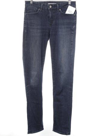 "Levi's Slim Jeans ""712 slim"" dunkelblau"