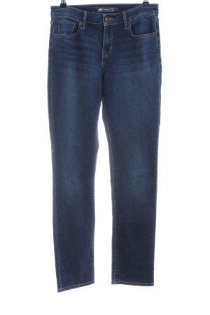 """Levi's Jeans slim fit """"Demi curve"""" blu"""