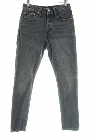 Levi's Slim Jeans hellgrau Casual-Look