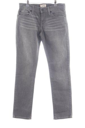 Levi's Slim Jeans light grey casual look