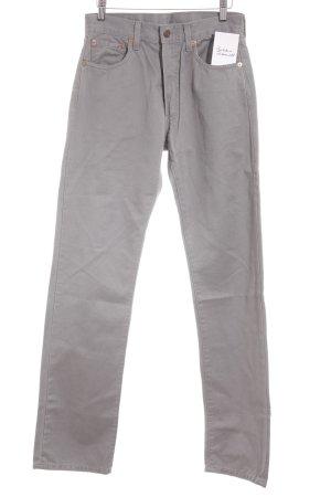 Levi's Slim Jeans blassblau Boyfriend-Look