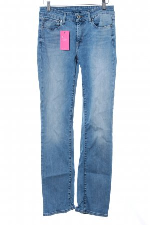 Levi's Slim Jeans blue casual look