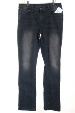 "Levi's Slim Jeans ""Demi Curve"" grau"