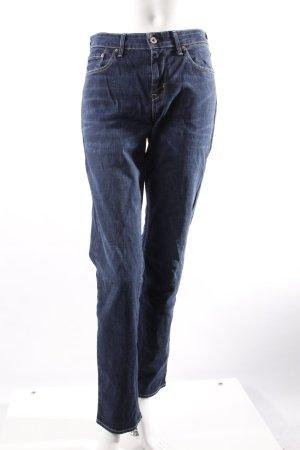 Levi's Slim Jeans dunkelblau