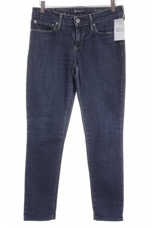 Levi's Slim Jeans dunkelblau Business-Look
