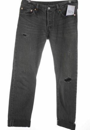 Levi's Slim Jeans grau
