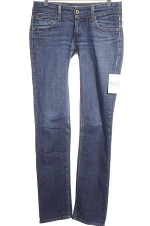 Levi's Slim Jeans graublau schlichter Stil
