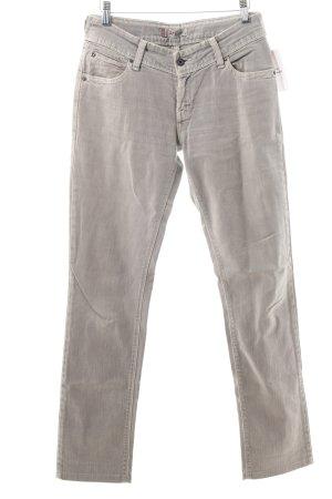 Levi's Slim Jeans hellgrau Jeans-Optik