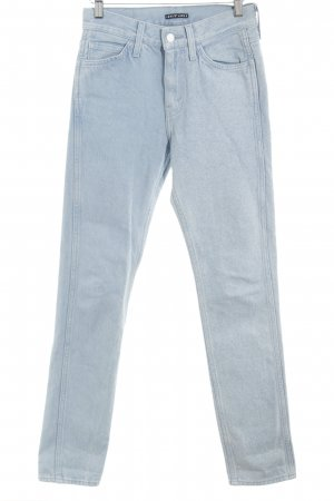 Levi's Slim Jeans himmelblau Casual-Look