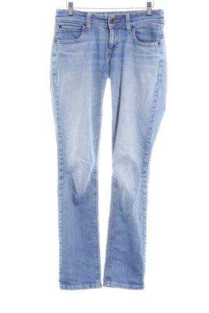 Levi's Jeans slim bleu azur style décontracté
