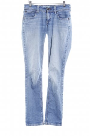 Levi's Slim Jeans azure casual look