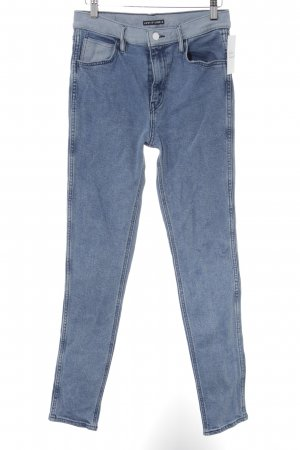 Levi's Slim Jeans cornflower blue casual look