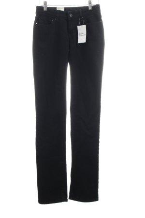 Levi's Slim Jeans schwarz Casual-Look