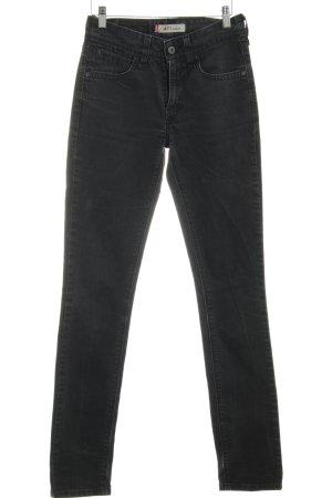 Levi's Jeans slim noir Aspect de jeans