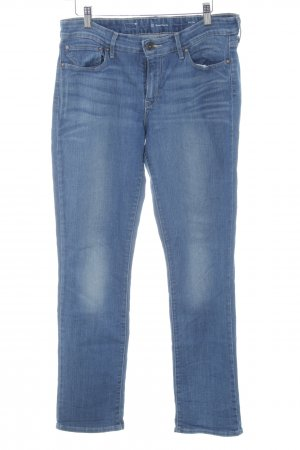 Levi's Slim Jeans stahlblau Casual-Look
