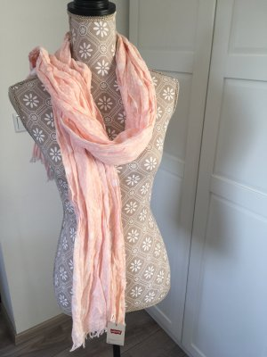 Levi's Summer Scarf white-pink