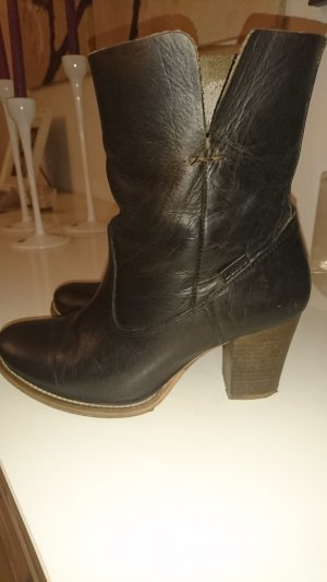 Levi's Slouch Booties black
