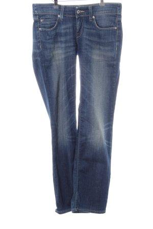 Levi's Straight-Leg Jeans blau Casual-Look