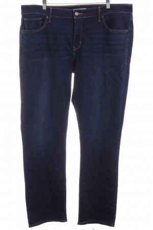 "Levi's Straight-Leg Jeans ""314 Shaping Straight"" dunkelblau"
