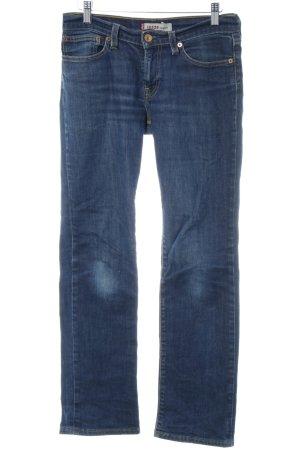 """Levi's Straight-Leg Jeans """"10528 Straight"""" blau"""