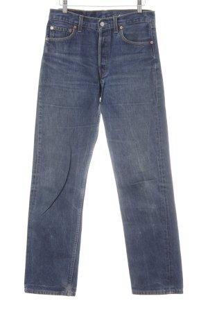 """Levi's Jeans coupe-droite """"501"""" bleu acier"""