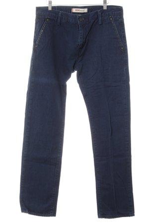 """Levi's Jeans a gamba dritta """"504"""" blu scuro"""