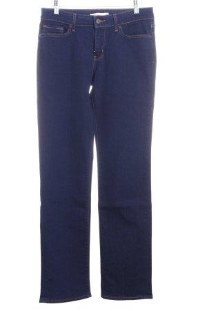 "Levi's Straight-Leg Jeans ""714 Straight"" dunkelblau"