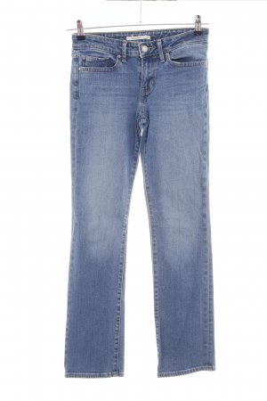 """Levi's Straight-Leg Jeans """"714 Straight"""" blau"""