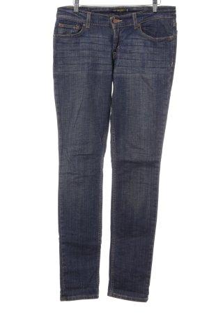 Levi's Straight-Leg Jeans blau Metallelemente