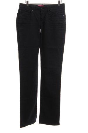"Levi's Straight-Leg Jeans ""Bold Curve"" schwarz"