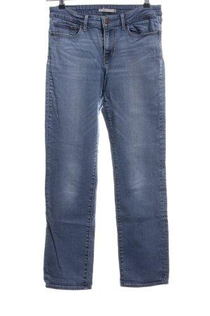 "Levi's Straight-Leg Jeans ""714"" blau"