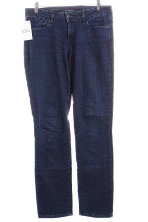"Levi's Straight-Leg Jeans ""Demi Curve"" dunkelblau"
