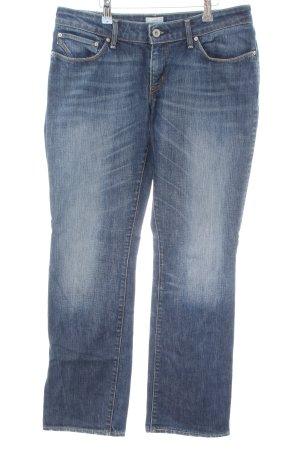 "Levi's Straight-Leg Jeans ""Bold Curve"" blau"
