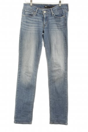Levi's Straight-Leg Jeans graublau-blassblau Casual-Look